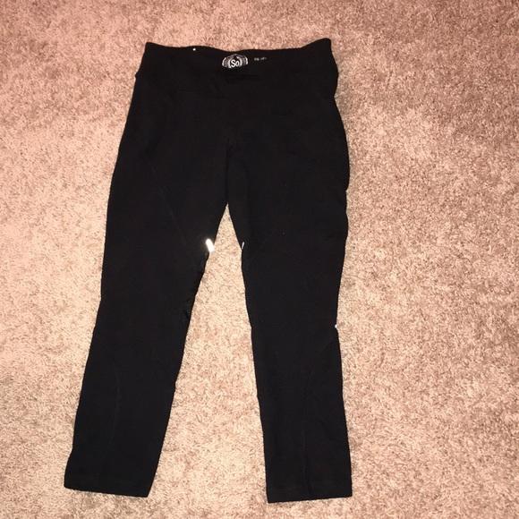 SO Pants - Half cut leggings